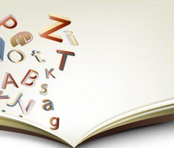 【英語教學PPT】完美的4頁英語教學PPT模板下載,靜態語言基礎範本的作業檔