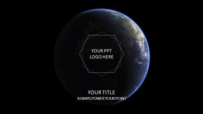 地球PPT 免費下載
