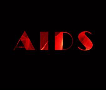 【疾病宣導PPT】優質的39頁疾病宣導PPT模板下載,動態愛滋病公益簡報的範本檔