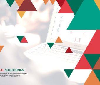 【時尚三角PPT】完美的20頁時尚三角PPT模板下載,靜態活潑色彩範本的範本格式