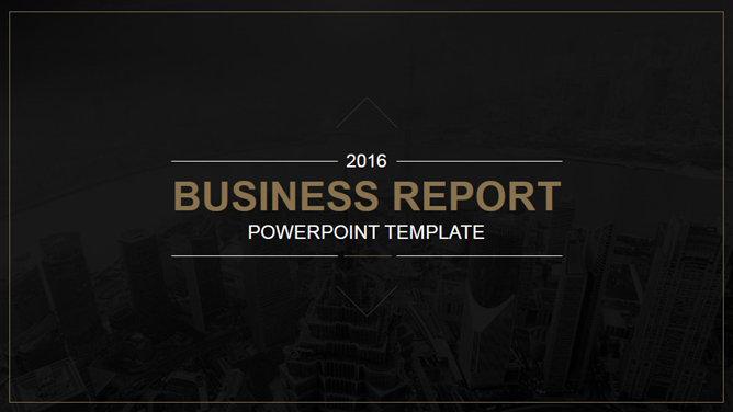 企業報告PPT 模板下載 | 天天瘋PPT
