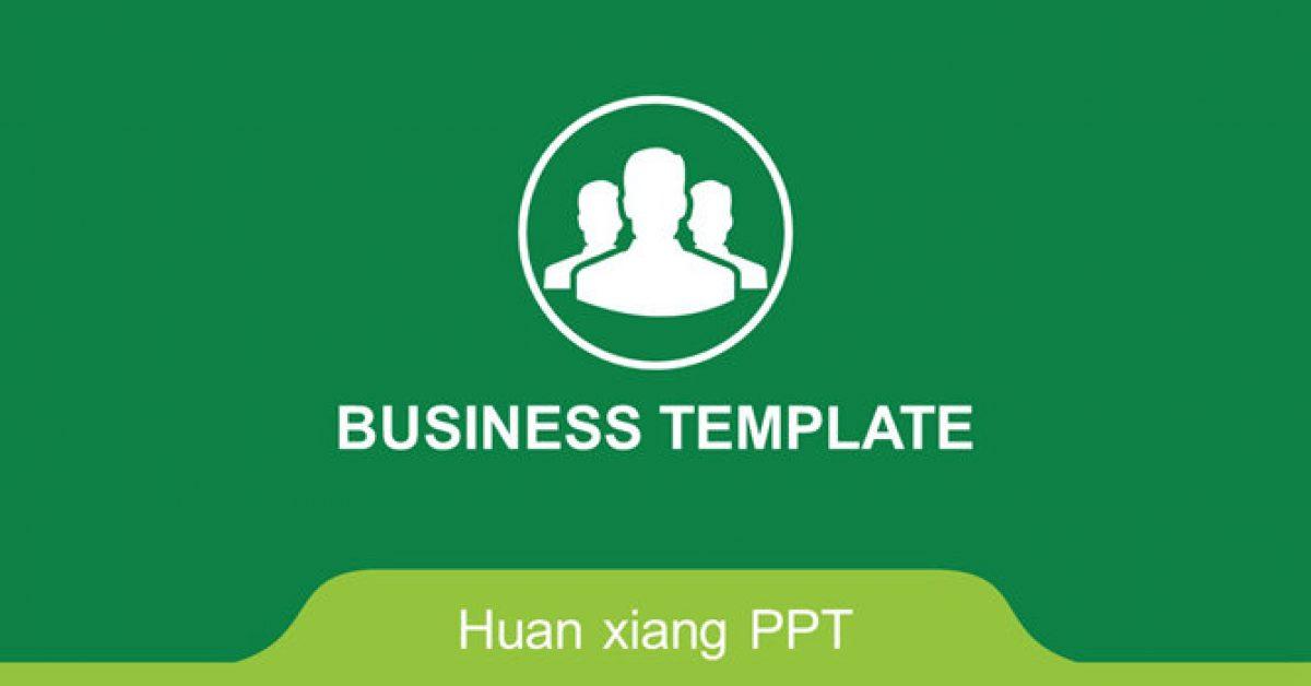 【創業分析PPT】完美的23頁創業分析PPT模板下載,靜態商業數據簡報的頁面檔