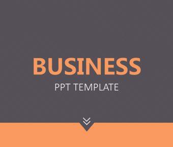 【商業範例PPT】優質的20頁商業範例PPT模板下載,靜態商務素材範本的範例檔