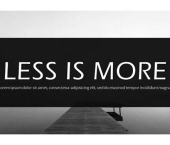 【灰黑色PPT】高品質的21頁灰黑色PPT模板下載,靜態時尚灰簡報的模板格式