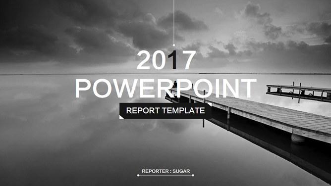 個人風格powerpoint   簡報免費下載