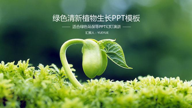 植物種植powerpoint