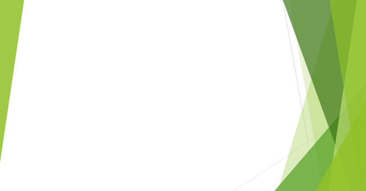 【PPT綠色封面】完整的4頁PPT綠色封面模板下載,靜態綠色背景素材的作業檔