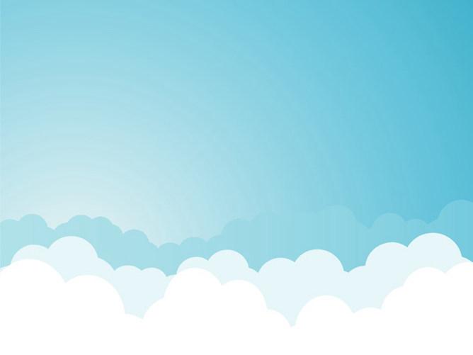PPT藍天封面 模板下載 | 天天瘋PPT