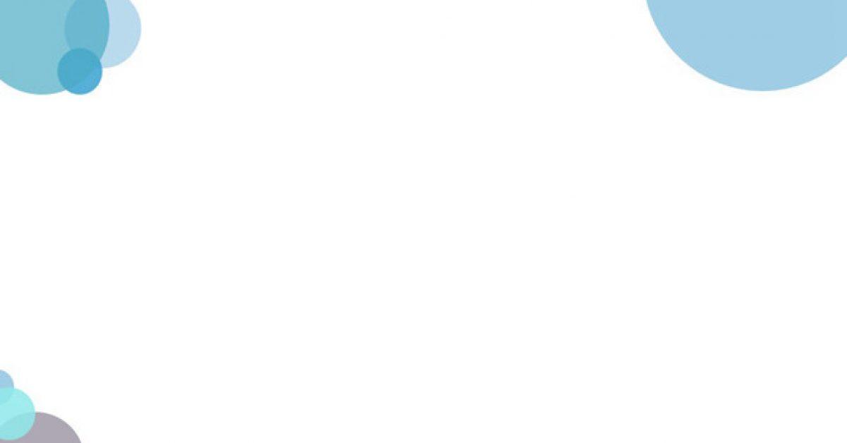 【PPT泡泡圖案】很棒的1頁PPT泡泡圖案模板下載,靜態簡約圓圈素材的樣版格式檔
