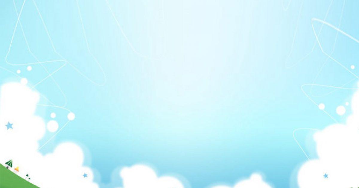 【PPT童話封面】精品的4頁PPT童話封面模板下載,靜態童話故事主題的佈景作業檔