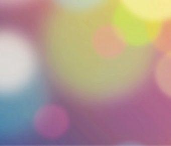 【PPT光暈封面】齊全的1頁PPT光暈封面模板下載,靜態夢幻光暈素材的樣式檔