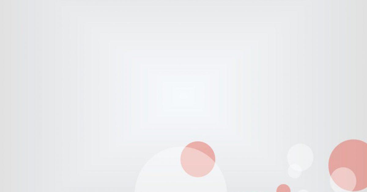 【PPT泡泡背景】齊全的1頁PPT泡泡背景模板下載,靜態灰色裝飾素材的模板格式檔