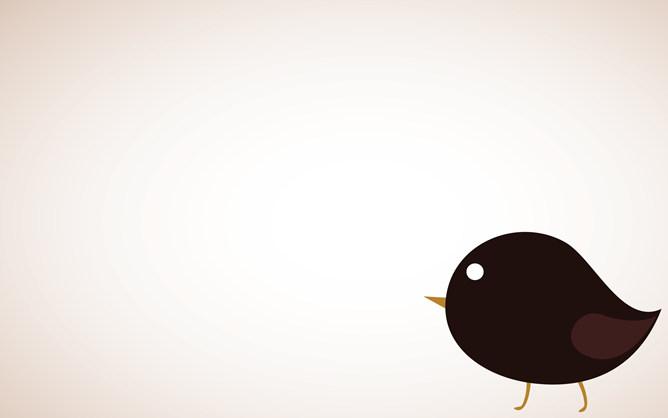 PPT小鳥背景 模板下載 | 天天瘋PPT
