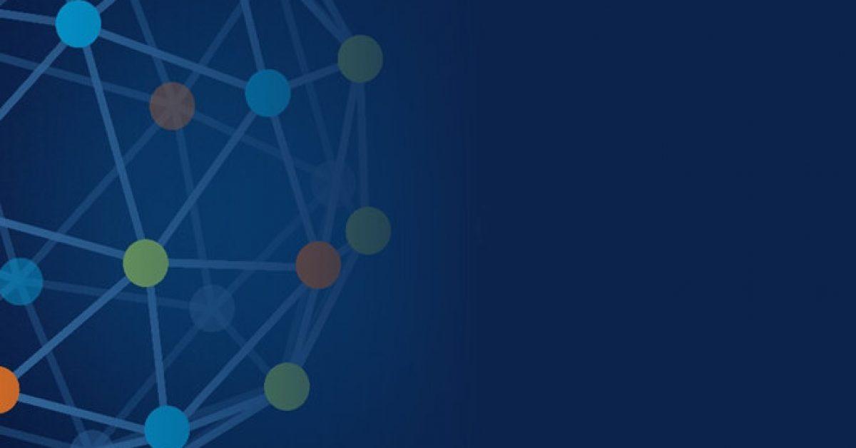 【PPT分子素材】精美的2頁PPT分子素材模板下載,靜態科技背景圖案的範本檔