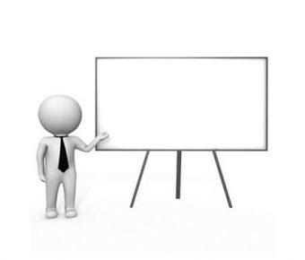 【PPT白板演講】齊全的44張PPT白板演講素材下載,靜態人物演講圖案的範例格式