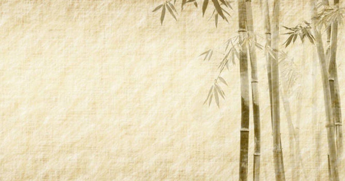 【PPT竹林封面】精美的5張PPT竹林封面模板下載,靜態簡約竹林範本的素材格式