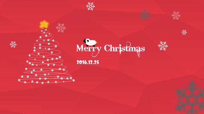 PPT聖誕主題 模板下載 | 天天瘋PPT
