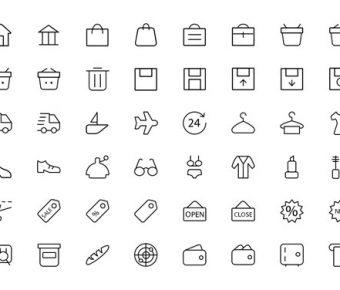 【PPT-icon素材】不錯的1000個PPT-icon素材下載,靜態可愛icon的範本格式
