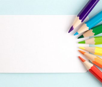 【PPT鉛筆背景】很棒的7張PPT鉛筆背景模板下載,靜態創意背景範本的簡報主題檔