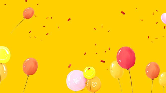 PPT氣球素材 模板下載 | 天天瘋PPT