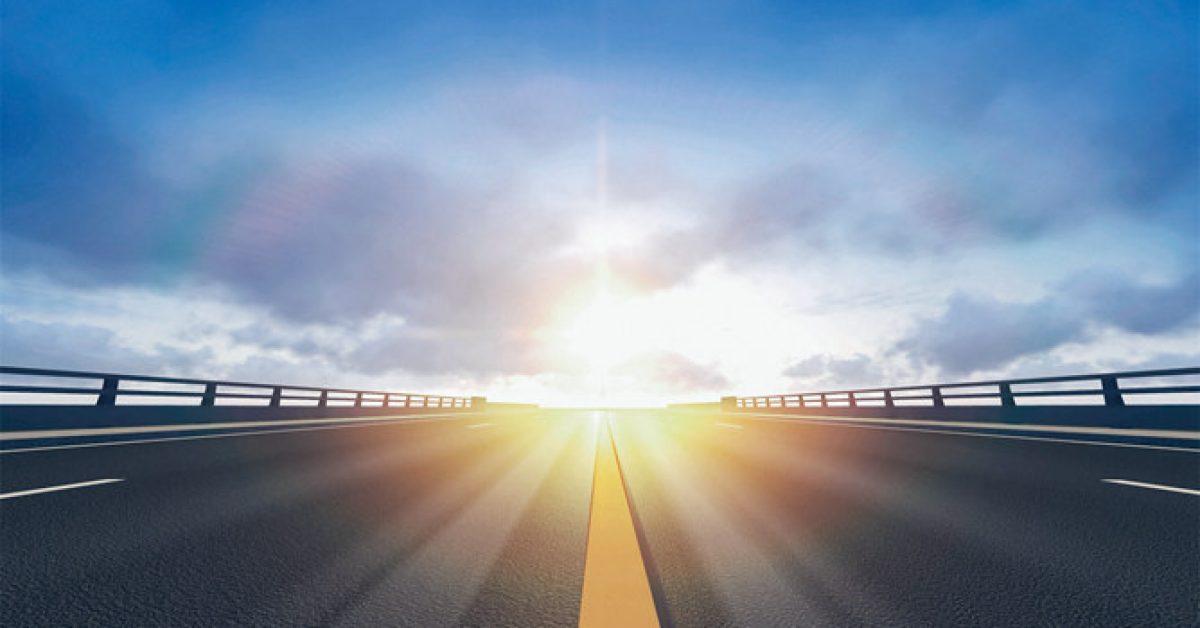 【夢想背景圖】細緻的6張夢想背景圖模板下載,靜態公路主題底圖的佈景格式檔