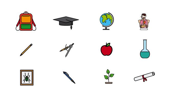 PPT教育素材 模板下載 | 天天瘋PPT
