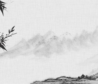 【中國風背景圖】有設計感的6張中國風背景圖模板下載,靜態水墨底圖的範本檔